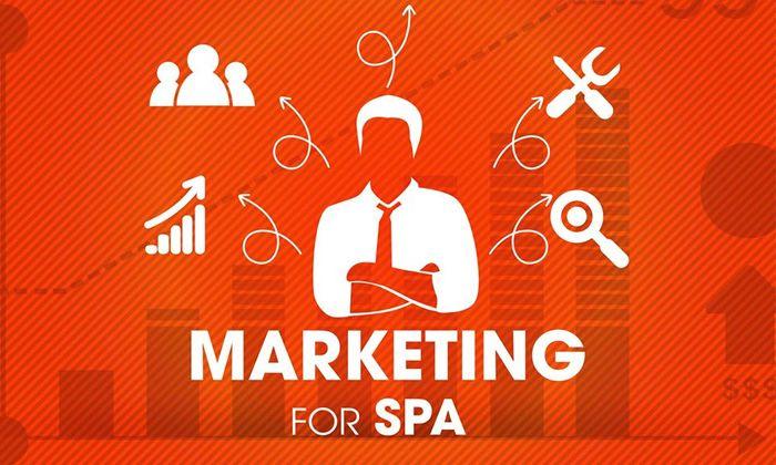 Marketing, quảng bá Spa