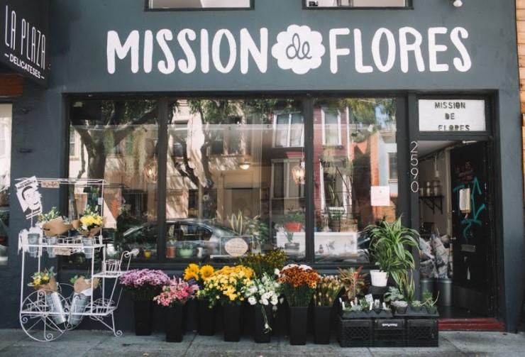 mặt bằng kinh doanh hoa tươi
