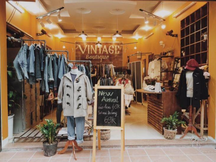 Tìm kiếm mặt bằng kinh doanh thời trang