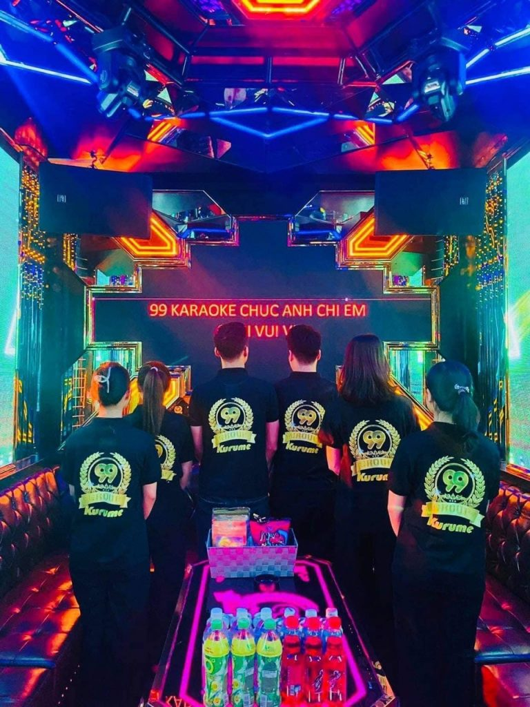 quán karaoke 99group