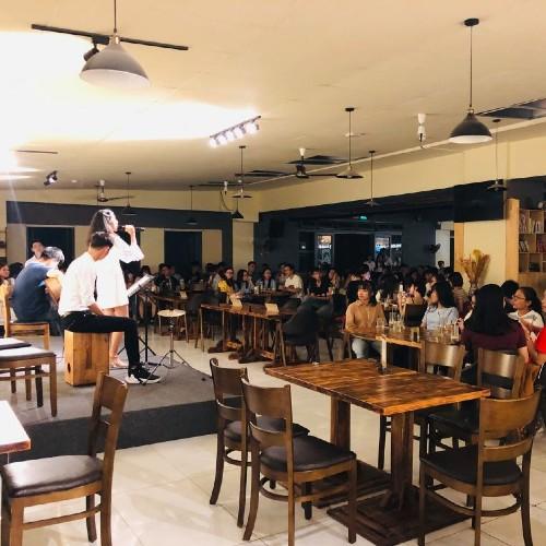 eureka canteen