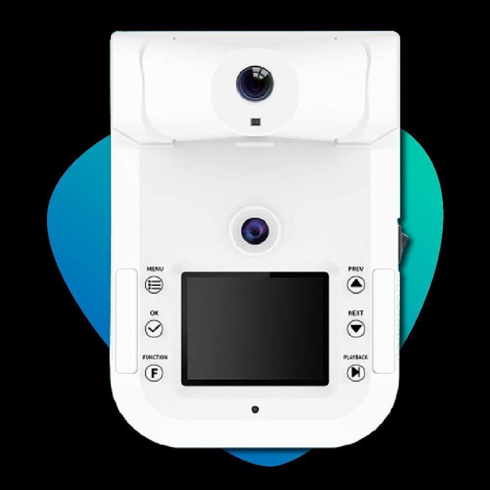 máy đo thân nhiệt bằng khuôn mặt