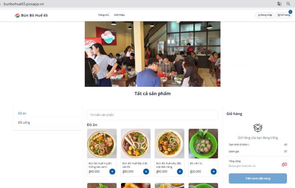 website bún bò huế 65